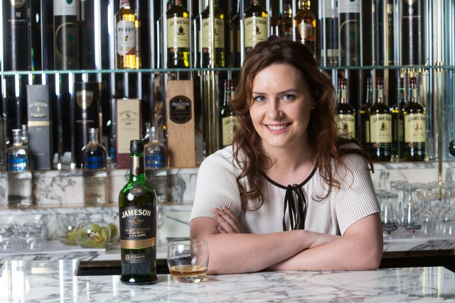 "DKANE 03/12/2015 REPRO FREE Distiller Karen Cotter pictured toasting the inaugural cultural Winter Whiskey Club masterclass 'Woman and Whiskey' at the River Lee Hotel. The River Lee Winter Whiskey Club celebrated its inaugural session with a special masterclass entitled 'Women & Whiskey' led by female distiller Karen Cotter. Gathered with Cotter was a largely female audience who experienced a tasting flight of Ireland's finest whiskeys on the night, including Redbreast 12 year old, Greenspot, Jameson Black Barrel and Powers 12 year old. Karen Cotter, distiller at the Microdistillery at the Jameson Experience Midleton, which is part of Irish Distillers, said: ""Jameson has led the current surge in popularity of Irish whiskey – we've grown from less than 500,000 cases in the mid-1990s to 5 million cases this year. Jameson's signature smooth taste profile, Irish character and authenticity have won legions of fans globally and we have effectively communicated with consumers through marketing properties such as film and St. Patrick's Day. Ultimately, it's the taste of the product that secures its success and future potential – and we've got that in spades across our whole portfolio."" Research reveals that women make up just 25 per cent of whisky drinkers worldwide*, but that number is increasing as cocktail culture becomes embedded in society and the appreciation of provenance and taste grows. Woman are joining the ranks of self-confessed whiskey aficionados such as Christina Hendricks and Lady Gaga, who credits Jameson for helping her song writing. The River Lee has a number cultural events planned for the Winter Whiskey Club in the New Year including Whiskey & Culture with Sean O'Riordan, Whiskey & Fashion with the Irish Year of Design and Whiskey & Music with Triskal Arts Centre and Other Voices. For more information on upcoming Winter Whiskey events at the River Lee or to make a reservation visit www.doylecollection.com/hotels"