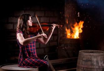 Speyside Cooperage Fiddler