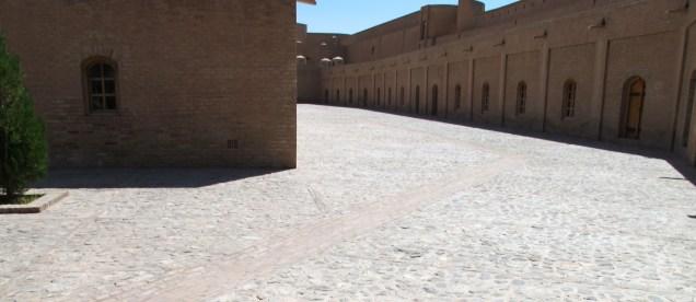 Inner Courtyard - Citadel of Herat