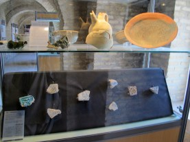 Display case - National Museum of Herat