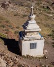 New Stupa - Ongiin Khiid