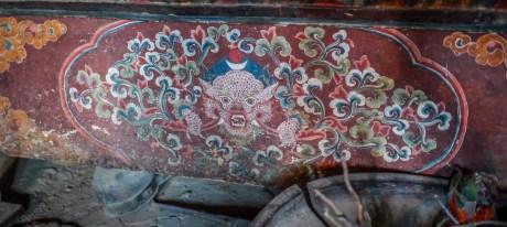 Prayer Room - Zamskhang Palace