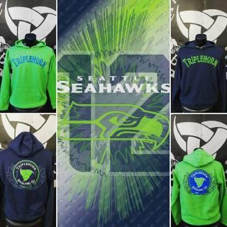 Seahawks hoodies