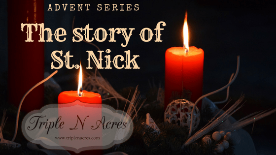 Saint-Nicholas is around the corner!