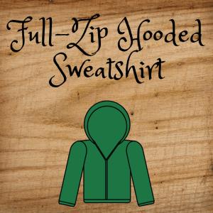 Full-Zip Sweatshirt