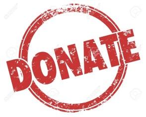 Donation logo