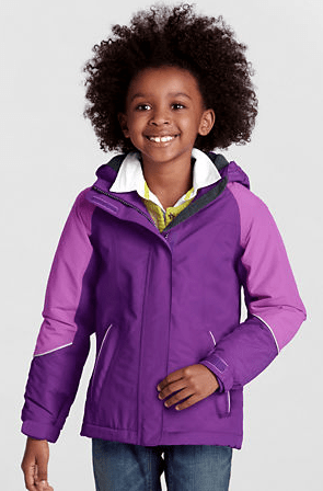 Lands End Kids Squall Waterproof Jackets