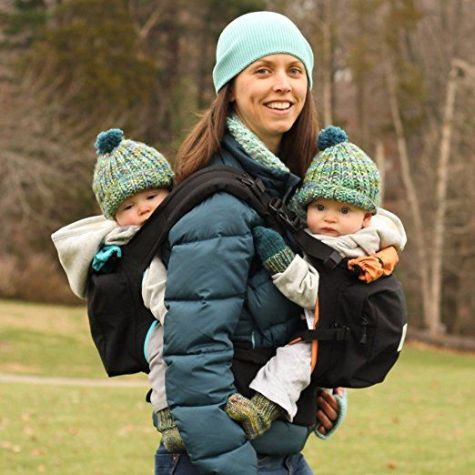 twins soft structured carrier