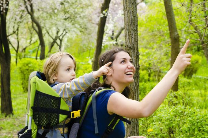 best toddler hiking carrier
