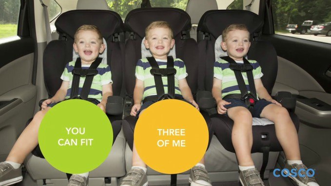 Best Narrow High Back Booster Seat with 5 Point Harness