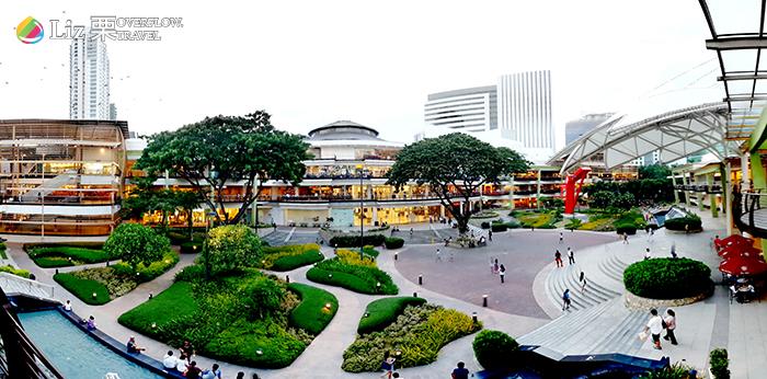 CEBU-Ayala Mall,H&M,各大品牌專櫃,美食百貨