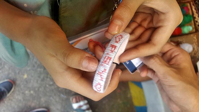 姓名編織手鍊,手環