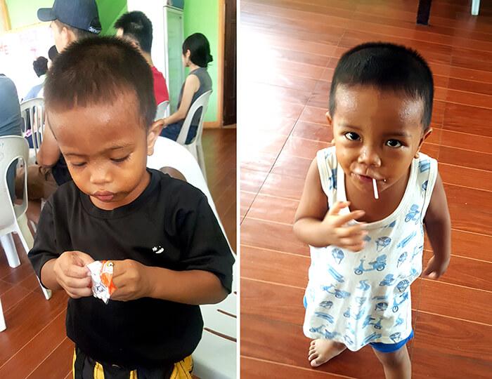 菲律賓孤兒