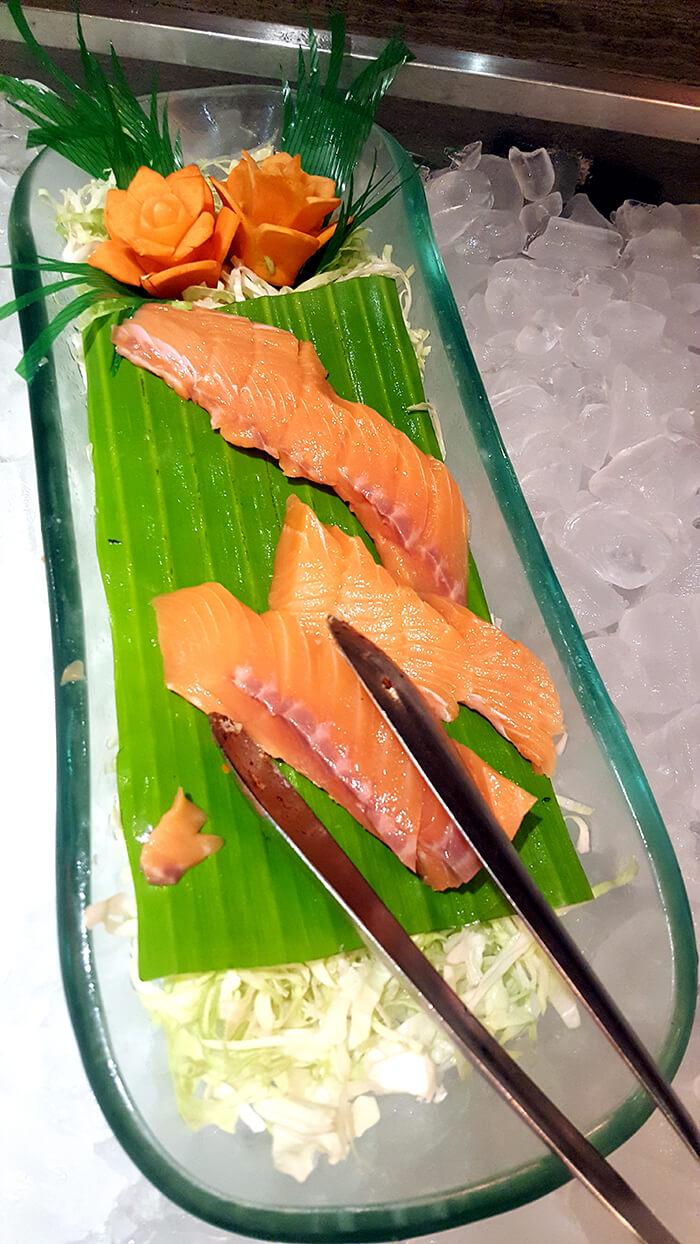 宿霧-鮭魚吃到飽,菲律賓