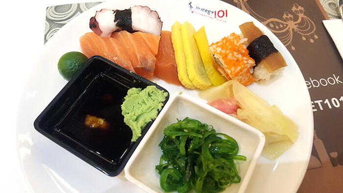 壽司,生魚片吃到飽-宿霧,CEBU