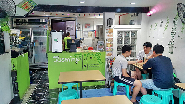 宿霧, 台灣珍珠奶茶店