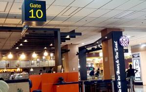 菲律賓-宿務機場咖啡廳