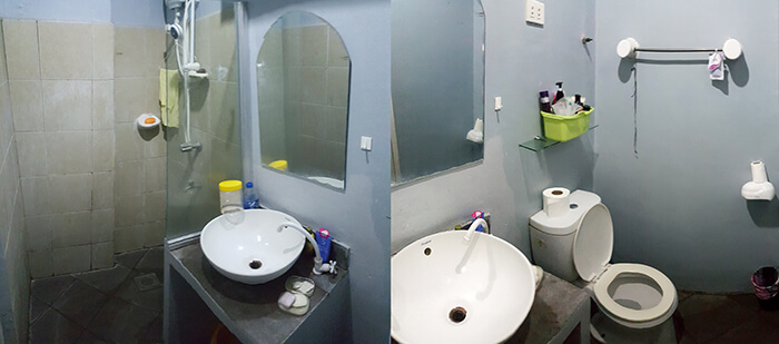 EV廁所,環境,浴室