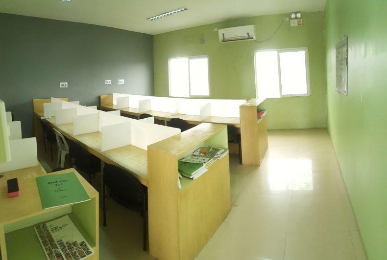 EV-自習室