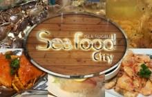 Cebu美食推薦【宿霧海鮮吃到飽餐廳】Seafood City |含菜色,費用等資訊