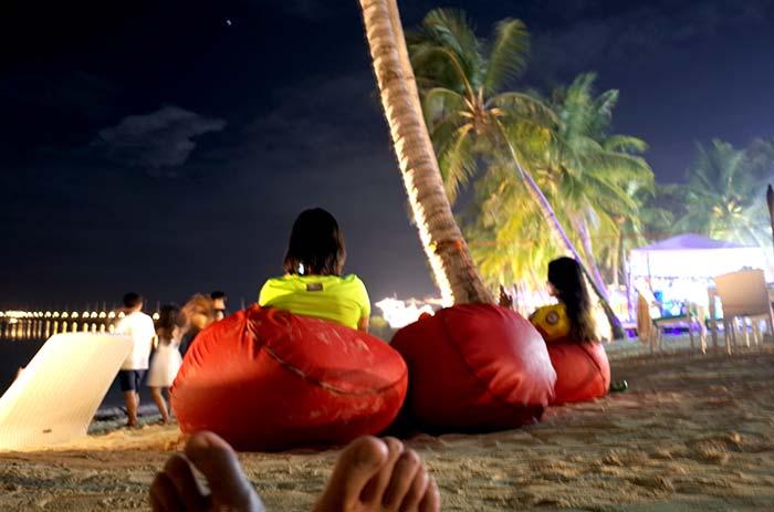 宿霧度假村跨年安排行程, 如何安排跨年活動