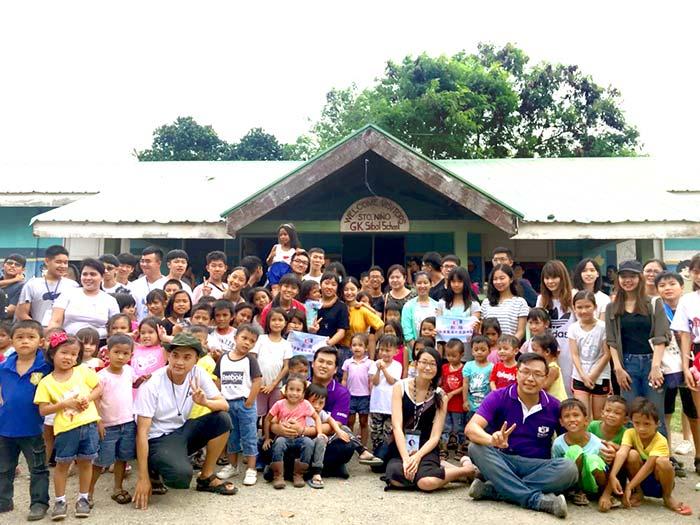 菲律賓海外志工活動, 國際慈善志工, 短期海外志工