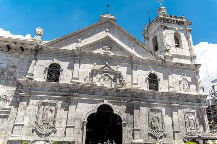 聖嬰大教堂, 英文, 宿霧都會大教堂, 聖嬰大教堂故事,菲律賓市區旅遊