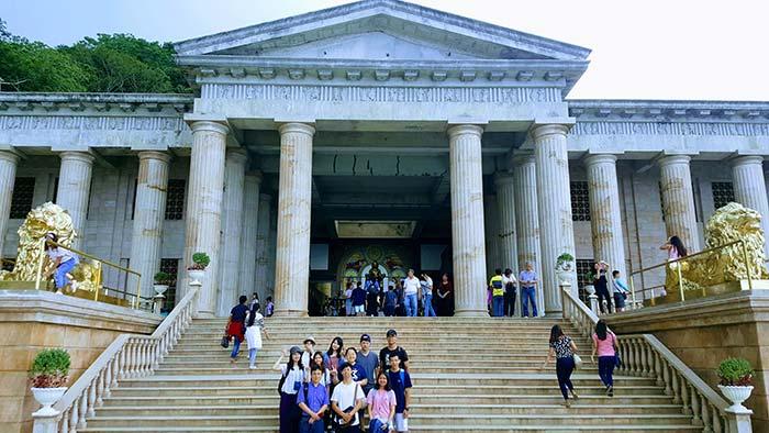Temple of Leah中文, Temple of Leah宿霧, 歷史故事, 興建故事