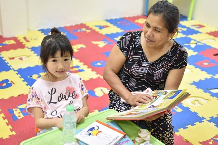 海外語言學校托兒服務, 親子遊學, 10歲以下小朋友