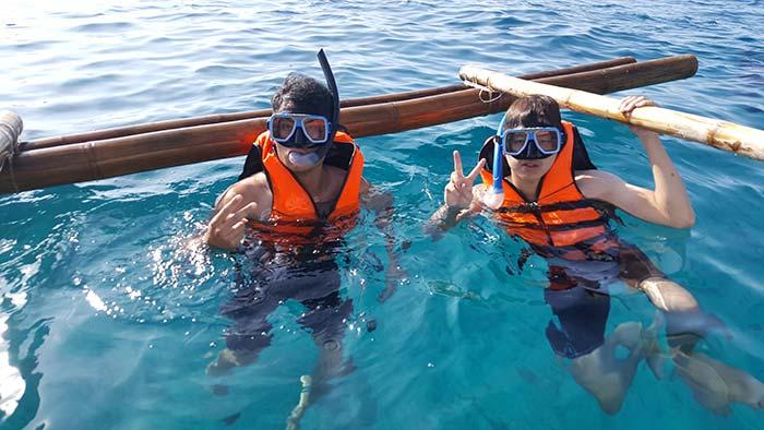 宿霧潛水, 跳島, 旅行, 遊學, 生活