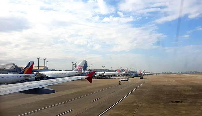 台北機場, 桃園國際機場