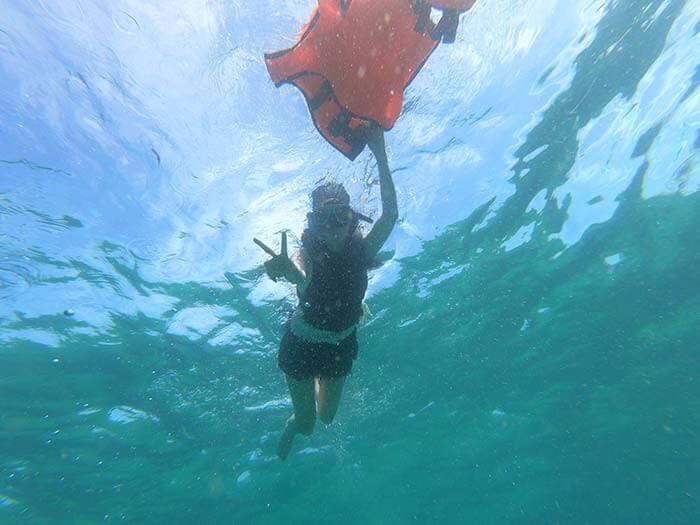 宿霧浮潛, 宿霧跳島不會游泳, 一樣可以潛水