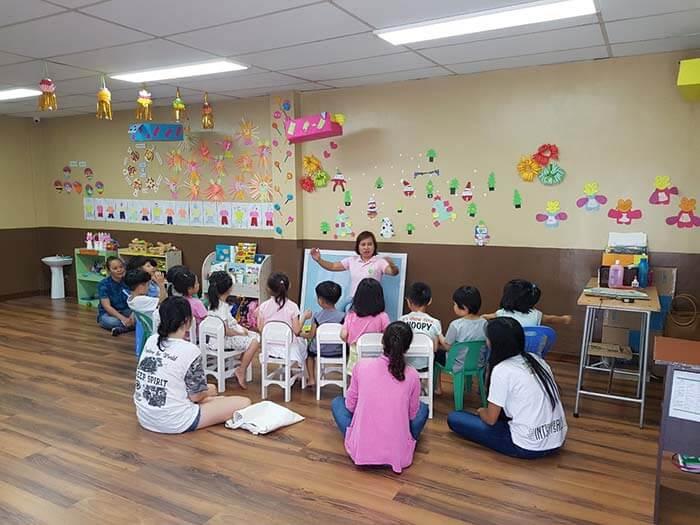 幼兒部課程- 適合小朋友的英語學習課程