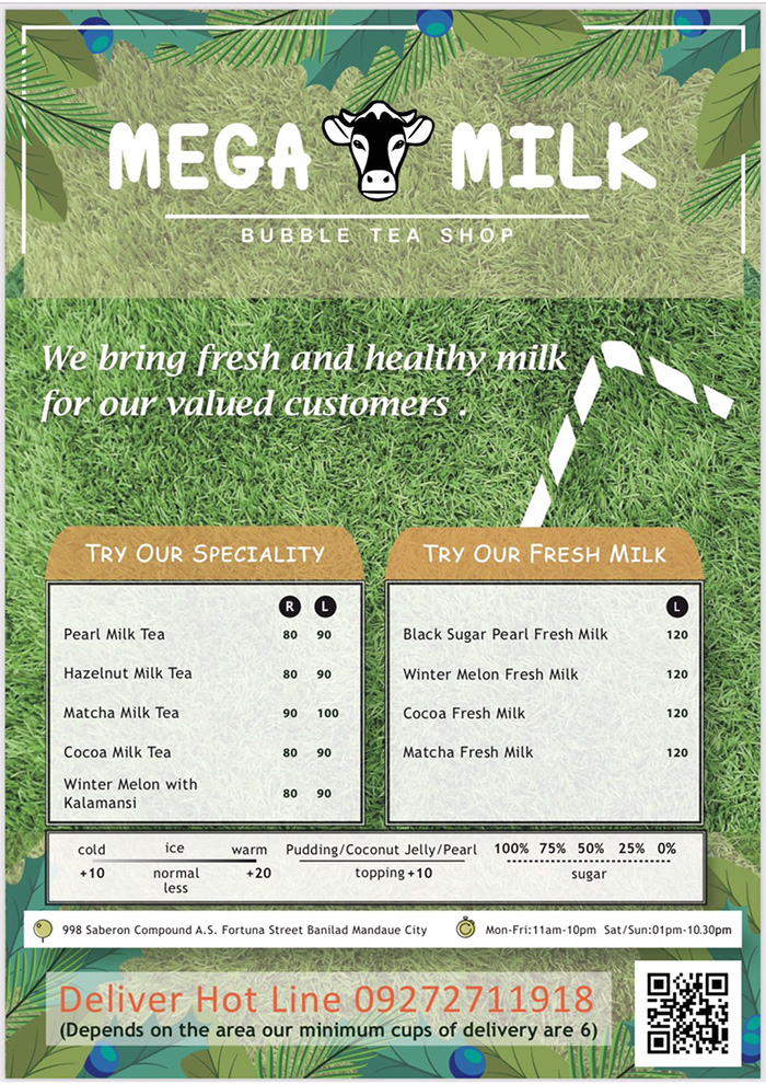 MEGA MILK - 台灣人開的珍珠奶茶, 道地珍珠奶茶味
