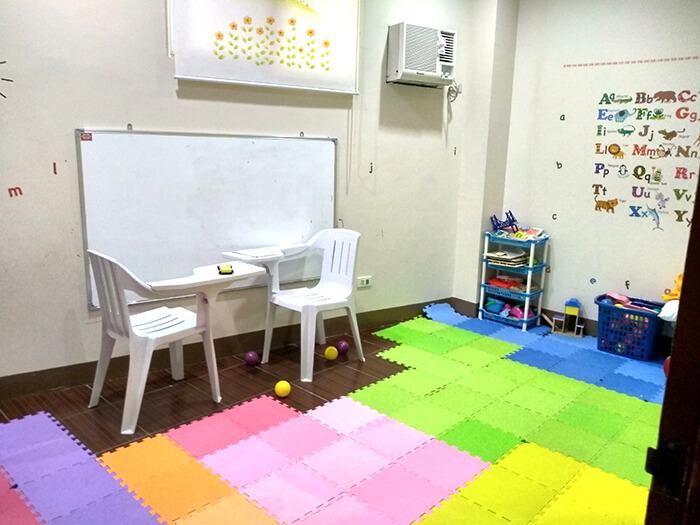 遊戲室, 校內教學環境