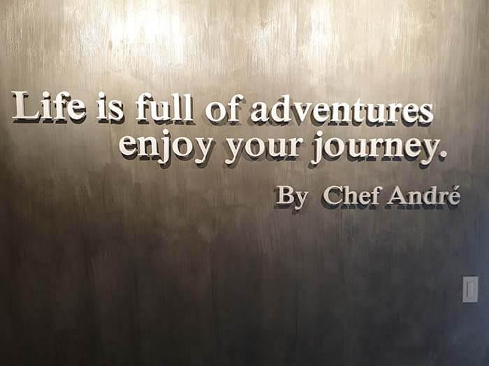 Life is full of adventures enjoy your journey.