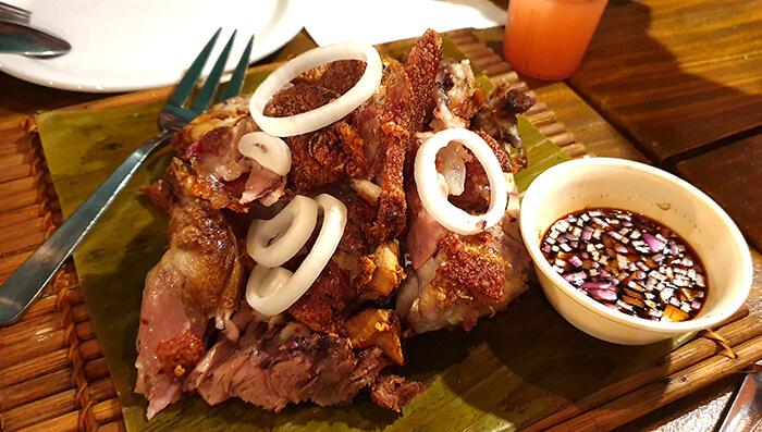 宿霧美食推薦, 菲律賓料理, 宿霧當地美食