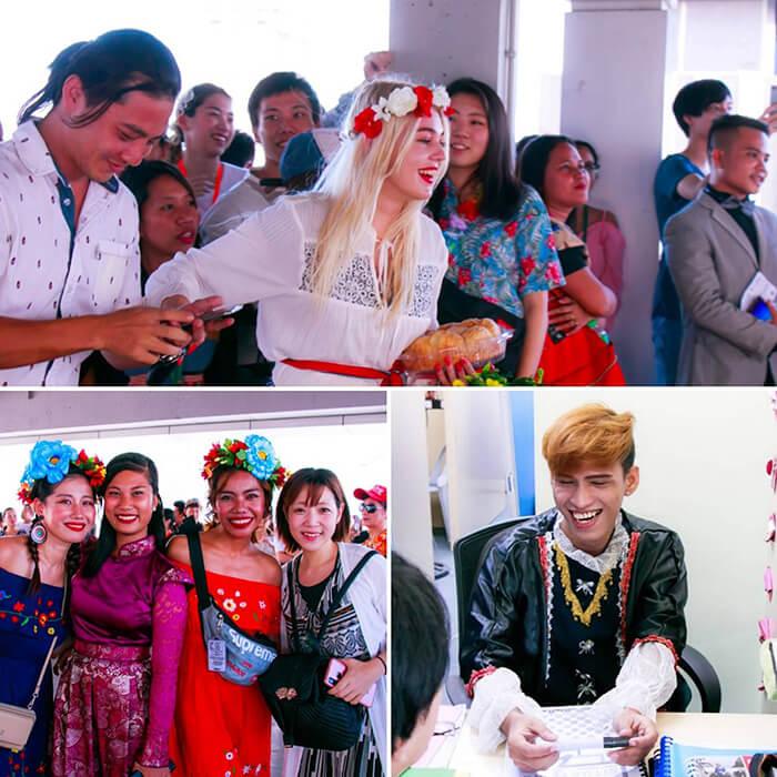 菲律賓遊學心得, 遊學活動, Nils課外活動