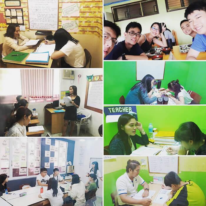 宿霧英文學習, 1對1課程, 團體課程, 菲律賓遊學4週, 6週課程