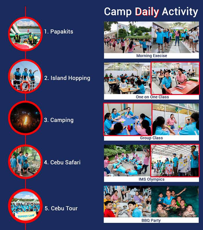 海外遊學冬令營, 海外英文遊學營, 假日活動, 遊學活動