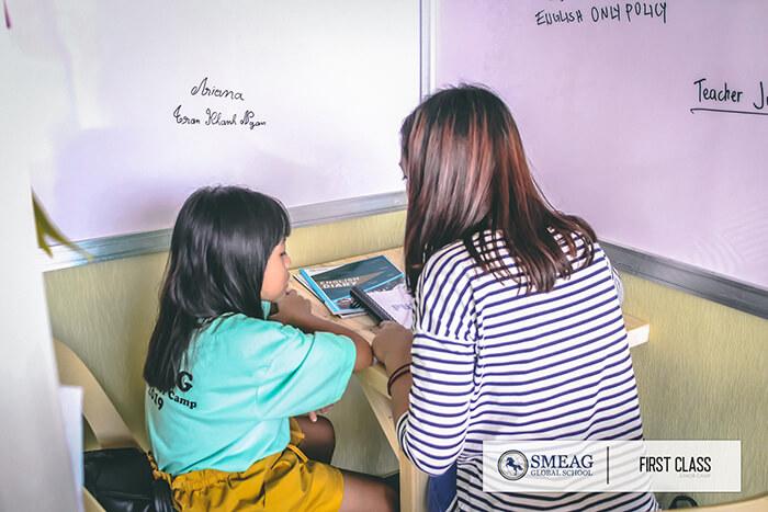 菲律賓遊學, 一對一學英文, 1 on 1, 國際英語學習