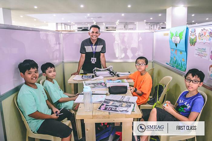 小朋友海外學英文, 菲律賓學英文, 菲律賓遊學