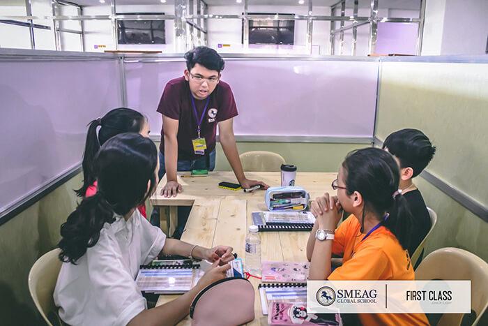 SMEAG GLOBAL SCHOOL, 海外英語學習營隊