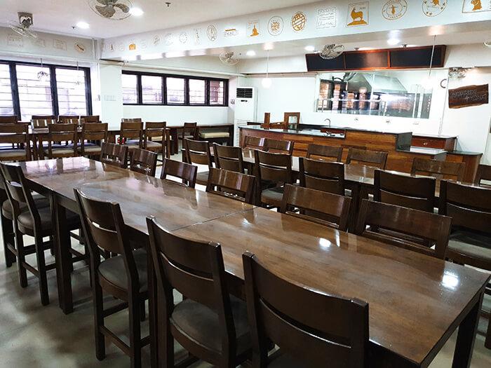 WYL廚房, 學生餐廳, 早餐, 午餐, 晚餐, 餐點菜色