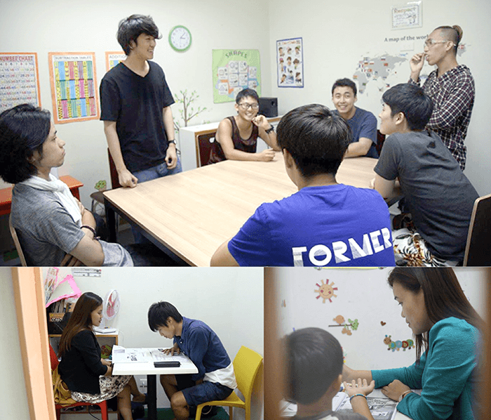 菲律賓學英文環境, 課堂教學, 學校師資, 一對一上課環境
