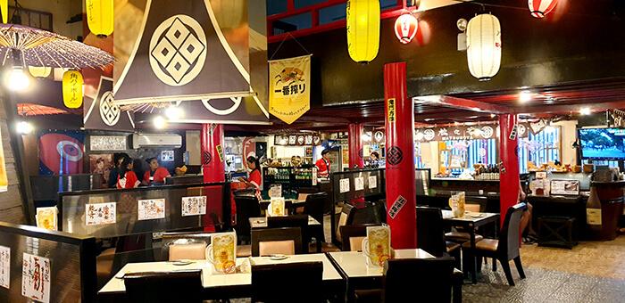 宿霧日式餐廳, 松之家, 日本料理