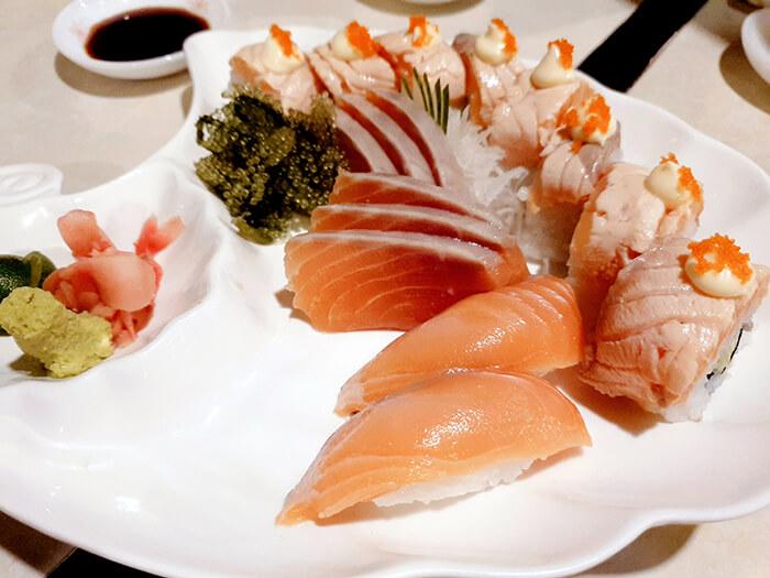 好吃生魚片, 壽司, 日本料理, Cebu