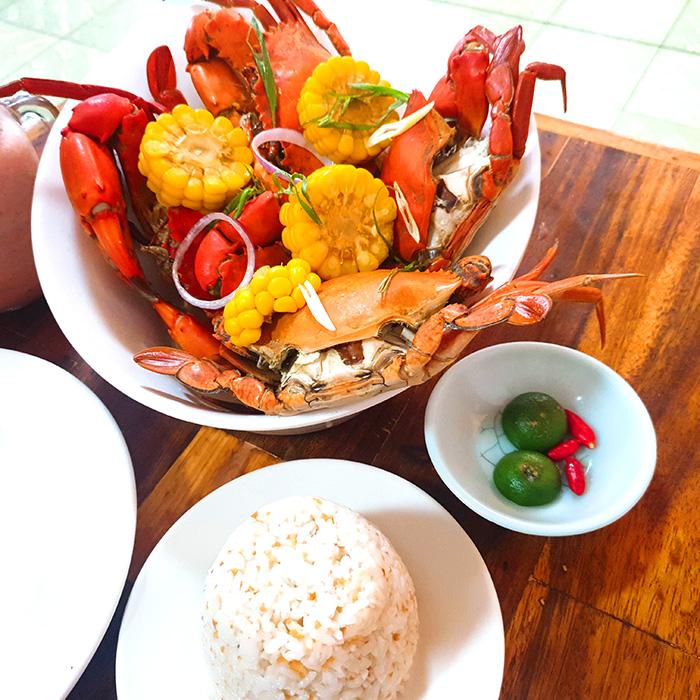 宿霧海鮮餐廳推薦, 宿霧好吃餐廳推薦, 螃蟹餐廳Mr. Crab