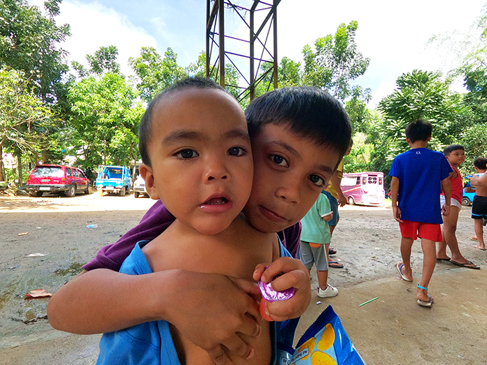偏遠山區服務兒童, 海外志工體驗