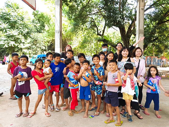 海外志工活動, 國際志工菲律賓
